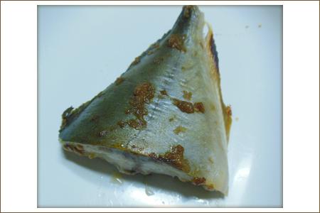 鯖の醤油麹焼き