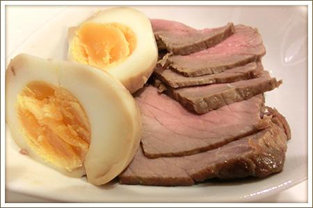 煮豚風かんたんローストビーフ